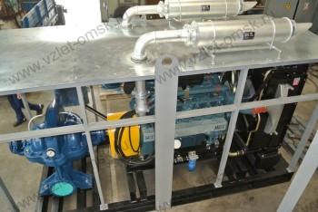 Дизельные насосы для чистой воды