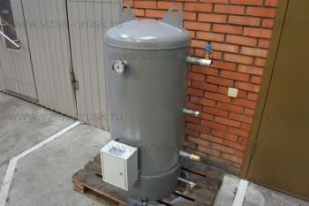 Фотография водонагревателя 300 литров 6 кВт