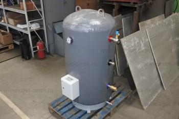 Фото водонагревателя 300  литров 6 кВт