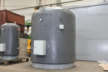 Фото накопительного водонагревателя 2500 литров 60 кВт
