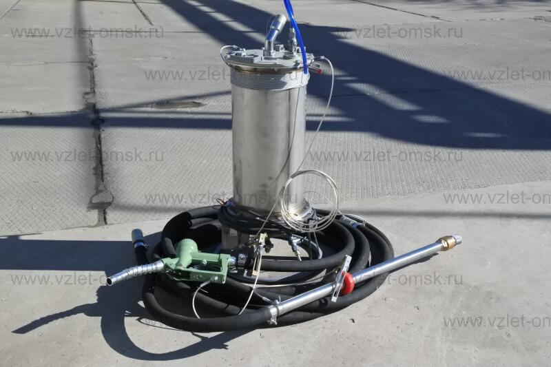 Фильтрозаправочный агрегат ФЗА-3