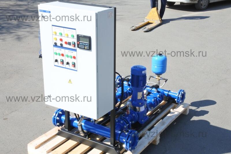 Станция пожаротушения Иртыш-Комфорт 2-НВС 20-2-16784