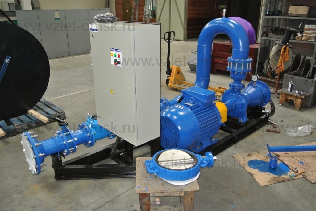 Установка повышения давления 1 FG 100/250А (75/3000)